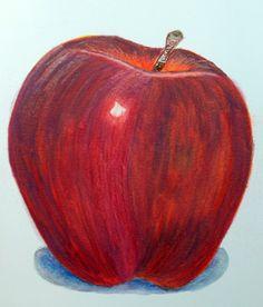 Watercolor pencil- keep it simple!