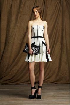BCBG Max Azria Pre-Fall 2013 Fashion Show