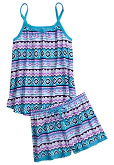 Tribal Pajama Set