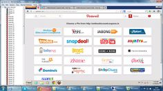 Online Discount Coupons - Collection of more than 1000 Online retail stores with discount coupons and coupon codes.
