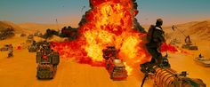 Mad Max: What It Takes to Make the Most Intense Movie Ever | WIRED http://wrd.cm/1IxfYYX