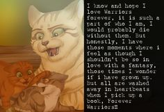 YES! FOLLOW ME IF YOU ARE IN THE WARRIOR CATS FANDOM!