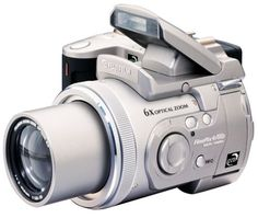 Fujifilm FinePix 4900 4.3MP Digital Camera w/ 6x Optical Zoom. SuperCCD generates 4.3-megapixel (2,400 x 1,800) images for 8-by-10-inch prints and beyond. Fujinon lens provides 6x optical plus 3.75x digital zoom. Included 16 MB SmartMedia card holds 19 photos at standard resolution. Connects with Macs and PCs via USB port. Lithium-ion battery and AC adapter included; movie and burst shooting modes.