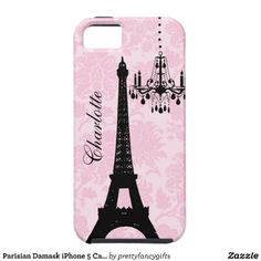 Parisian Damask iPhone 5 Case