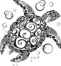 Turtle totem, free for download
