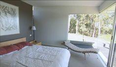 worlds greenest homes hunter valley nsw bedroom
