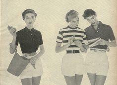 Charm June 1954 summer