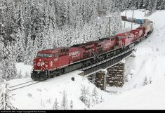 RailPictures.Net Photo: CP 9507 Canadian Pacific Railway GE AC4400CW at Field, British Columbia, Canada by Rod Bushway