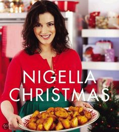 Nigella Christmas - Christmas is a time for family and friends, for tradition and treats. But, let's face it, when the pressure to feed and entertain builds up, the festive season can begin to lose its sparkle… That's where Nigella comes in. Noel Christmas, Christmas Books, Christmas Ideas, Christmas Kitchen, Christmas Cooking, Xmas Food, Christmas Cakes, Christmas Parties, Christmas Goodies