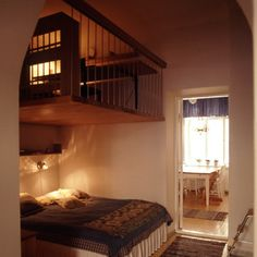 Looking for a greate model loft bed or small loft ideas #1