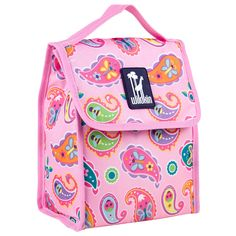 Get ready to munch a bunch with the Wildkin Munch 'n Lunch Bag. Available in a variety of patterns, this insulated, non-toxic lunch bag is the perfect weapon against cafeteria food. This super conveni