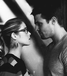 Arrow - Oliver Felicity #Olicity