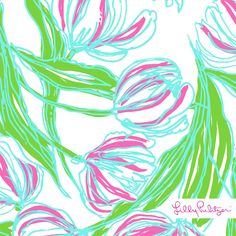 Lilly Pulitzer Spring '14 Ring the Bellboy Print