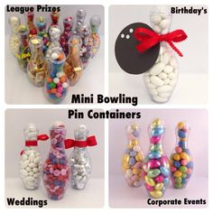 The perfect bowling item for your bowling themed event, corporate party, league prize, bowling tournament, bowling birthday party, bowling themed wedding... The possibilities are endless!