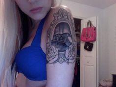 Darth Vader portrait!