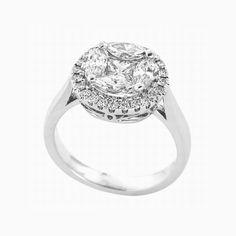 Jye Diamond Ring RD25514B