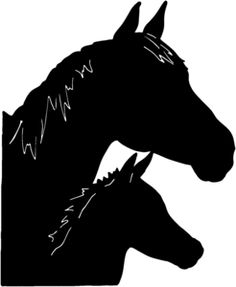 Horse Decal ST #21 Western Ranch Farm Animal Window Stickers - Wildlife Decal