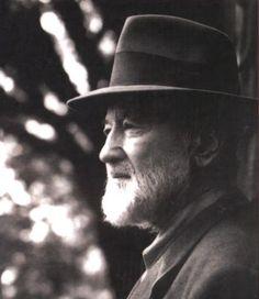 Composer Charles Ives, 1940s