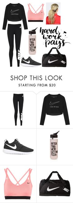 """Untitled #45"" by simplyemilieb on Polyvore featuring NIKE and ban.do"