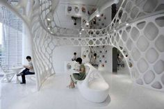 Architecture - Crazy Structures  The Romanticism Shop in Hangzhou, China