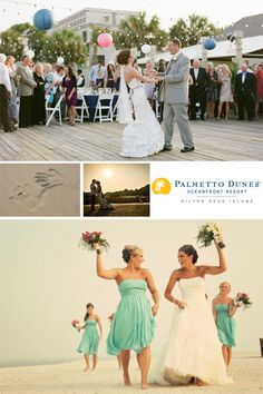 From the ceremony to the catering, Palmetto Dunes has a variety of options for your special day. Let us help plan your memorable Hilton Head Island wedding today.