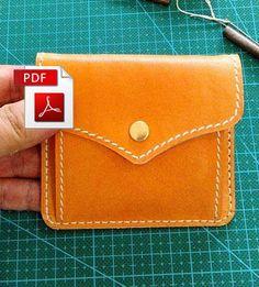 21e8b598b Change purse pattern.PDF. BilleterasCarterasPatrones De MonederosPatrones  ...