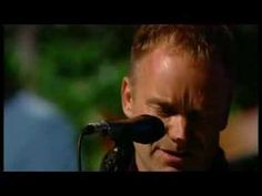 Sting - FRAGILE  Live in Italy on September 11, 2001 (when WTC got attacked by the terrorists)
