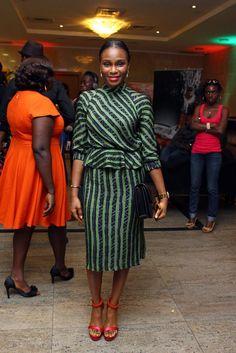 Lisa Folawiyo - the amazing missus behind Jewel by Lisa