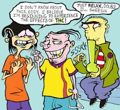 Here's the Eds and the heads of Nazz, Sarah, Timmy, and the Kanker sisters from Ed, Edd, and Eddy of Cartoon Network. Description from deviantart.com. I searched for this on bing.com/images