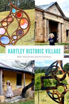 Exciting adventures and accesible family accommodation make the Blue Mountains Historic Hartley Village a great spot for a break with kids