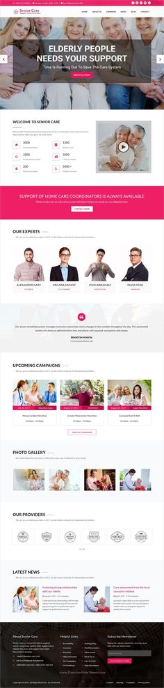 Senior care is a modern looking #HTML5 bootstrap template designed & developed for #Senior Citizens & #Elders Support websites download now➩ https://themeforest.net/item/senior-care-senior-citizens-elders-support-html5-template/19530660?ref=Datasata