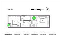Đàm lộc House,Second Floor Plan Full House, Second Floor, Vietnam, Townhouse, My Dream Home, House Plans, Plane, Image 21, Tube