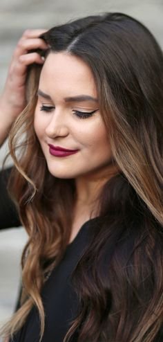 LOVE this liquid lip! | | Beauty blogger Michelle Kehoe of Mash Elle shares the best velvet liquid lipstick on the Internet. From nude lipstick to red lipstick and berry lipsticks - you'll love this beauty product!