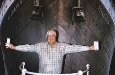 Un multimillonario de Australia construirá una réplica exacta del Titanic!