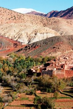 The Atlas Mountains Photos by Holly S. Warah