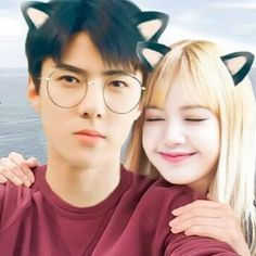 Exo Couple, Korean Couple, Couple Goals, Sehun, Ulzzang Korea, Ulzzang Couple, Ji Chang Wook, Falling In Love, Rv