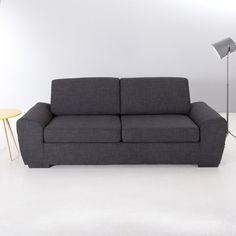 Canapé 3 places FABA en tissu - 3Suisses