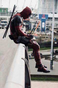"""Negasonic Teenage Warhead in """"Deadpool"""" Deadpool Wallpaper, Marvel Wallpaper, Marvel Memes, Marvel Dc Comics, Marvel Avengers, Marvel Fan, Wallpaper Animé, Deadpool Art, Marvel Heroes"""