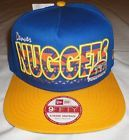 For Sale - New Era 9Fifty NBA Denver Nuggets Basketball Tribal A-Frame Cap Hat Size S/M NWT - http://sprtz.us/NuggetsEBay