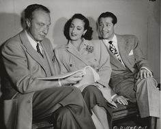 Hollywood photography of John Wayne, Rita Hayworth and Stars of the 40's >> Hollywood photography --> www.thenedscottar...