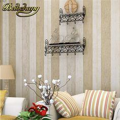 Beibehang papel de parede listrado moderno papel de parede rolo de papel papel de parede foto para sala de estar quarto papel de parede mural decorativo 3d