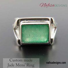 #Men #Silver #Jade #CustomizedJewellery #Handmade #jewellerydesigner #online #Boutique #Jewellers #Jewellery #Designer #Nafisa #Designs #Custommade #Rich #Trendy #Unique #Partywear #Gemstone #Giftideas #Indiandesigner #NafisaIdrees #Jewellery #making #NAFISADESIGNS #Salmiya #Kuwait #2015