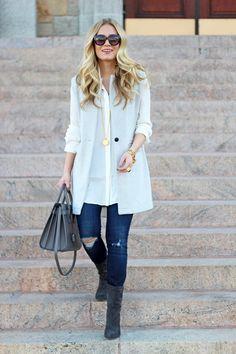 STYLE // Blazer Vest - Style CuspStyle Cusp