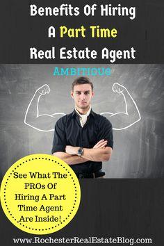 Should I Hire A Part Time Real Estate Agent?