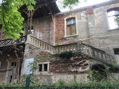 Abandoned house in slovenia - Bled