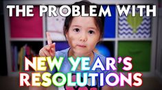 A 4-year old explains the problem with New Year's resolutions »  1 de jan de 2016 Inspired by Paul Tripp, my daughter and I put together a little video about New Year's resolutions and where real change actually happens.  To use this video in a commercial player or in broadcasts, please email licensing@storyful.com