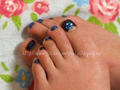 pedicure  - nail art