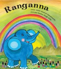 Ranganna - Arthi Anand Navaneeth & Kavita Singh Kale, Tulika Books, 24 Pages, Paperback. Ranganna the little elephant lives near a dhobi ghat. He is captivated by the brightly coloured nails of his friends and wants to paint his toes too! But whoever heard of an elephant wearing nail polish?! The illustrations, which are a riot of colour and energy, make Ranganna one irresistible picture book.