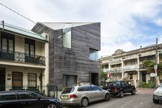 Power of lines! Stirling House / Mac-Interactive Architects