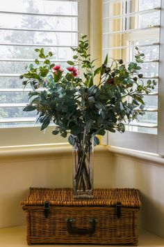 Amazing combination of grey, blue and green Australian Eucalyptus leaves with some red flowering Eucalyptus available for $ 215 only! http://www.countryaccentfloralboutique.com/pages/artificial-flower-image-gallery# #artificialflowers #flowers #homedecor #homedecorating #decoration #decor #arrangement #weddingdecor #silkflowers #eventdecor #CountryAccent #floral #boutique #Australia